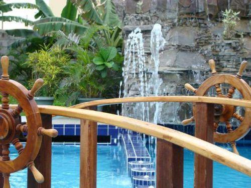 Hoteles en atacames visitaecuador el portal for Ofertas piscinas alcampo