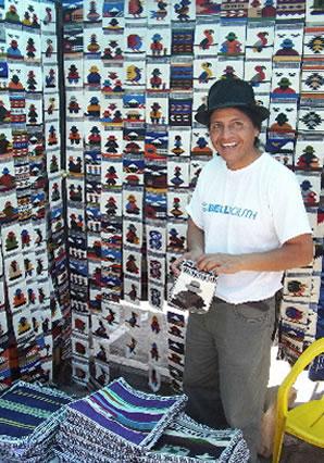 Artesanías En Otavalo Visitaecuador El Portal Oficializado De