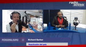 Fm 88 || entrevista richard barker